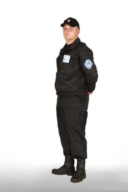 сайдинг форма одежды охранника фото пусть